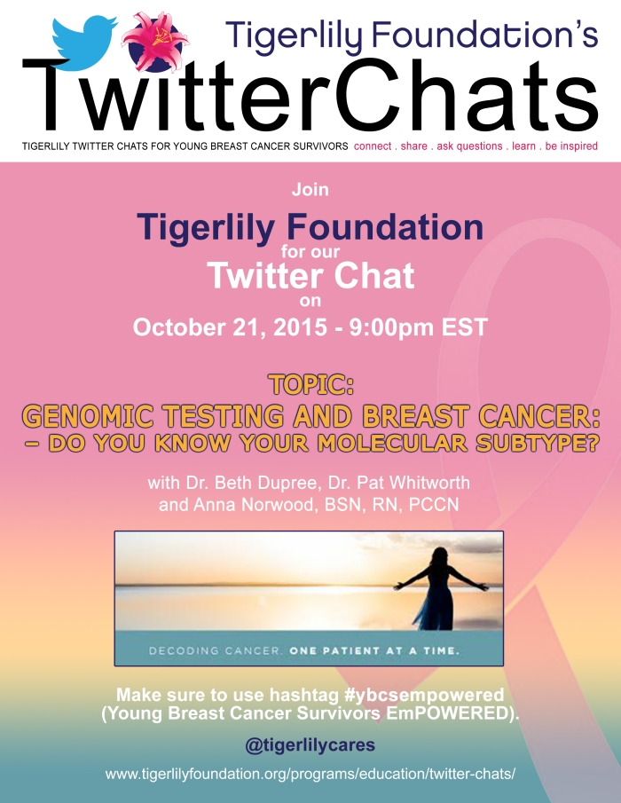 Twitter Chat 2015-10-21 FINAL